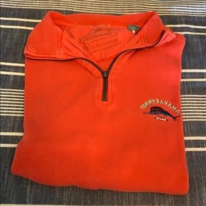 Tommy Bahama sweater.